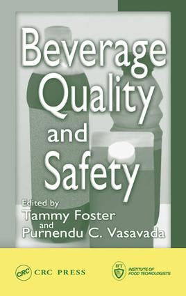 Beverage Quality and Safety: 1st Edition (e-Book) book cover