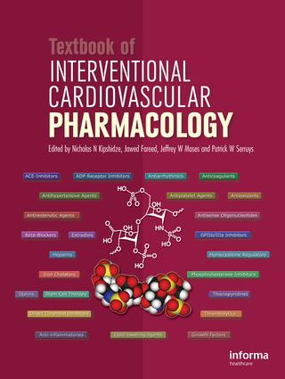 Textbook of Interventional Cardiovascular Pharmacology: 1st Edition (e-Book) book cover