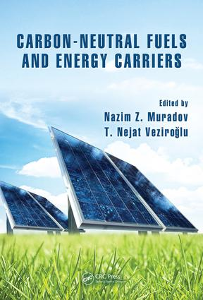 Carbon-Neutral Fuels and Energy Carriers: 1st Edition (e-Book) book cover