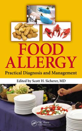 Food Allergy: Practical Diagnosis and Management, 1st Edition (e-Book) book cover