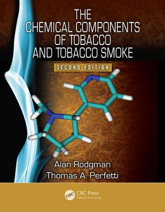 The Chemical Components of Tobacco and Tobacco Smoke: 2nd Edition (e-Book) book cover