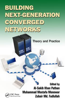 Building Next-Generation Converged Networks: Theory and Practice, 1st Edition (e-Book) book cover