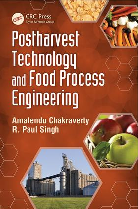 Postharvest Technology and Food Process Engineering: 1st Edition (e-Book) book cover