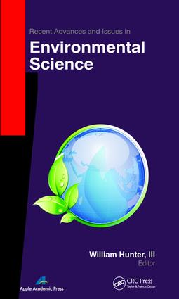 Recent Advances and Issues in Environmental Science: 1st Edition (e-Book) book cover