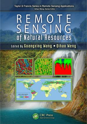 Remote Sensing of Natural Resources book cover