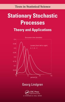 Stationary Stochastic Processes: Theory and Applications, 1st Edition (e-Book) book cover