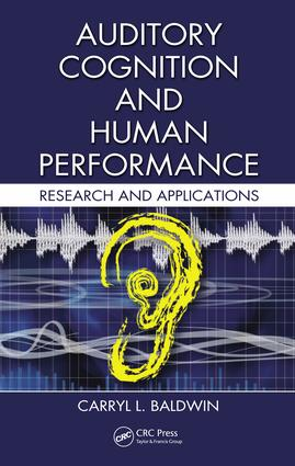 Auditory Cognition and Human Performance