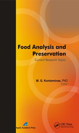 Food Analysis and Preservation: Current Research Topics, 1st Edition (e-Book) book cover