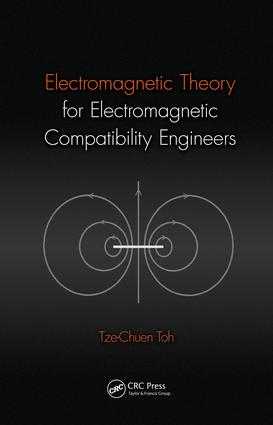 Electromagnetic Theory for Electromagnetic Compatibility Engineers: 1st Edition (e-Book) book cover