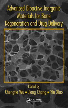 Advanced Bioactive Inorganic Materials for Bone Regeneration and Drug Delivery: 1st Edition (e-Book) book cover