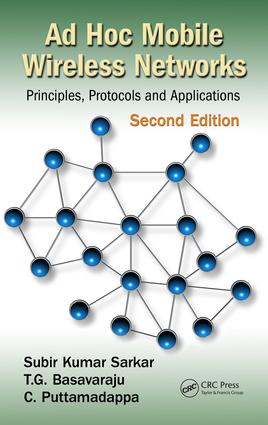 Ad Hoc Mobile Wireless Networks: Principles, Protocols, and Applications, Second Edition, 2nd Edition (e-Book) book cover