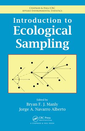 Introduction to Ecological Sampling: 1st Edition (e-Book) book cover