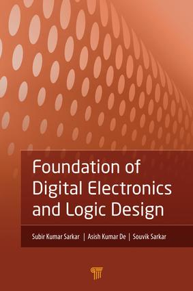 Foundation of Digital Electronics and Logic Design: 1st Edition (e-Book) book cover