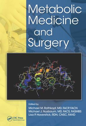 Metabolic Medicine and Surgery: 1st Edition (e-Book) book cover