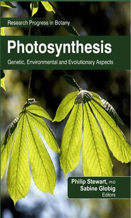 Photosynthesis: Genetic, Environmental and Evolutionary Aspects, 1st Edition (e-Book) book cover
