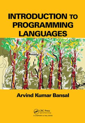 Introduction to Programming Languages: 1st Edition (e-Book) book cover