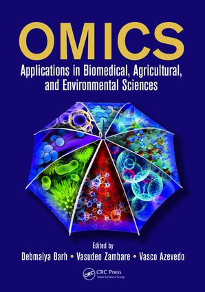 OMICS: Applications in Biomedical, Agricultural, and Environmental Sciences, 1st Edition (e-Book) book cover