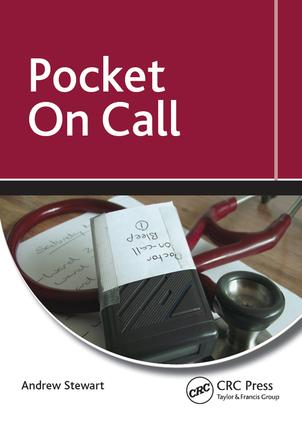 Pocket On Call: 1st Edition (e-Book) book cover