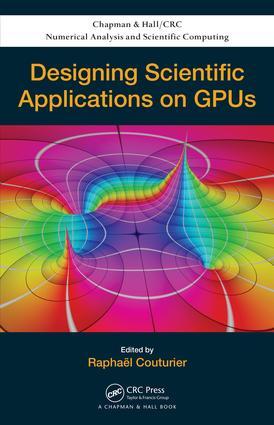 Designing Scientific Applications on GPUs