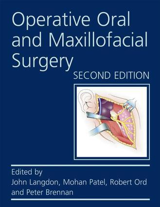 Operative Oral and Maxillofacial Surgery Second edition: 2nd Edition (e-Book) book cover