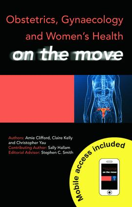 Obstetrics, Gynaecology and Women's Health on the Move: 1st Edition (e-Book) book cover