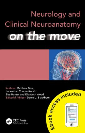 Neurology and Clinical Neuroanatomy on the Move: 1st Edition (e-Book) book cover