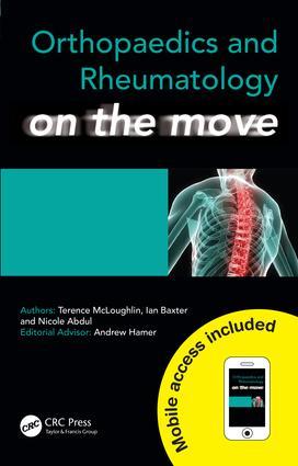 Orthopaedics and Rheumatology on the Move: 1st Edition (e-Book) book cover