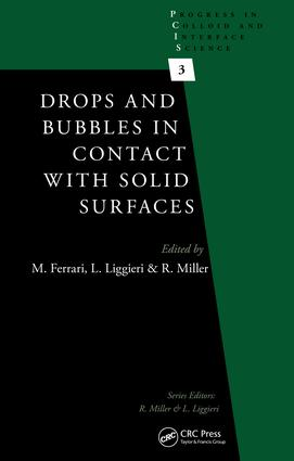 Drops and Bubbles in Contact with Solid Surfaces: 1st Edition (e-Book) book cover