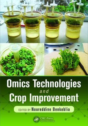 Omics Technologies and Crop Improvement: 1st Edition (e-Book) book cover
