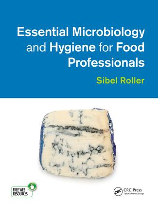 Essential Microbiology and Hygiene for Food Professionals: 1st Edition (e-Book) book cover