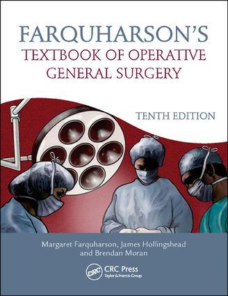 Farquharson's Textbook of Operative General Surgery: 10th Edition (e-Book) book cover