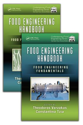 Food Engineering Handbook, Two Volume Set: 1st Edition (e-Book) book cover