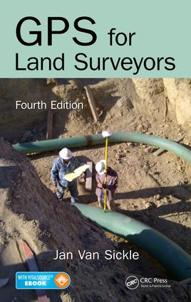 GPS for Land Surveyors: 4th Edition (e-Book) book cover