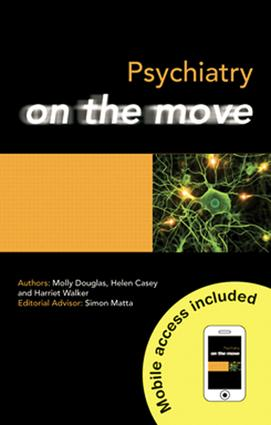 Psychiatry on the Move: 1st Edition (e-Book) book cover