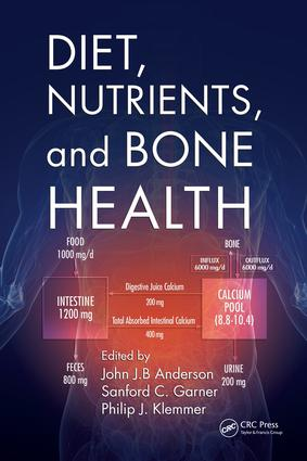 Diet, Nutrients, and Bone Health: 1st Edition (e-Book) book cover