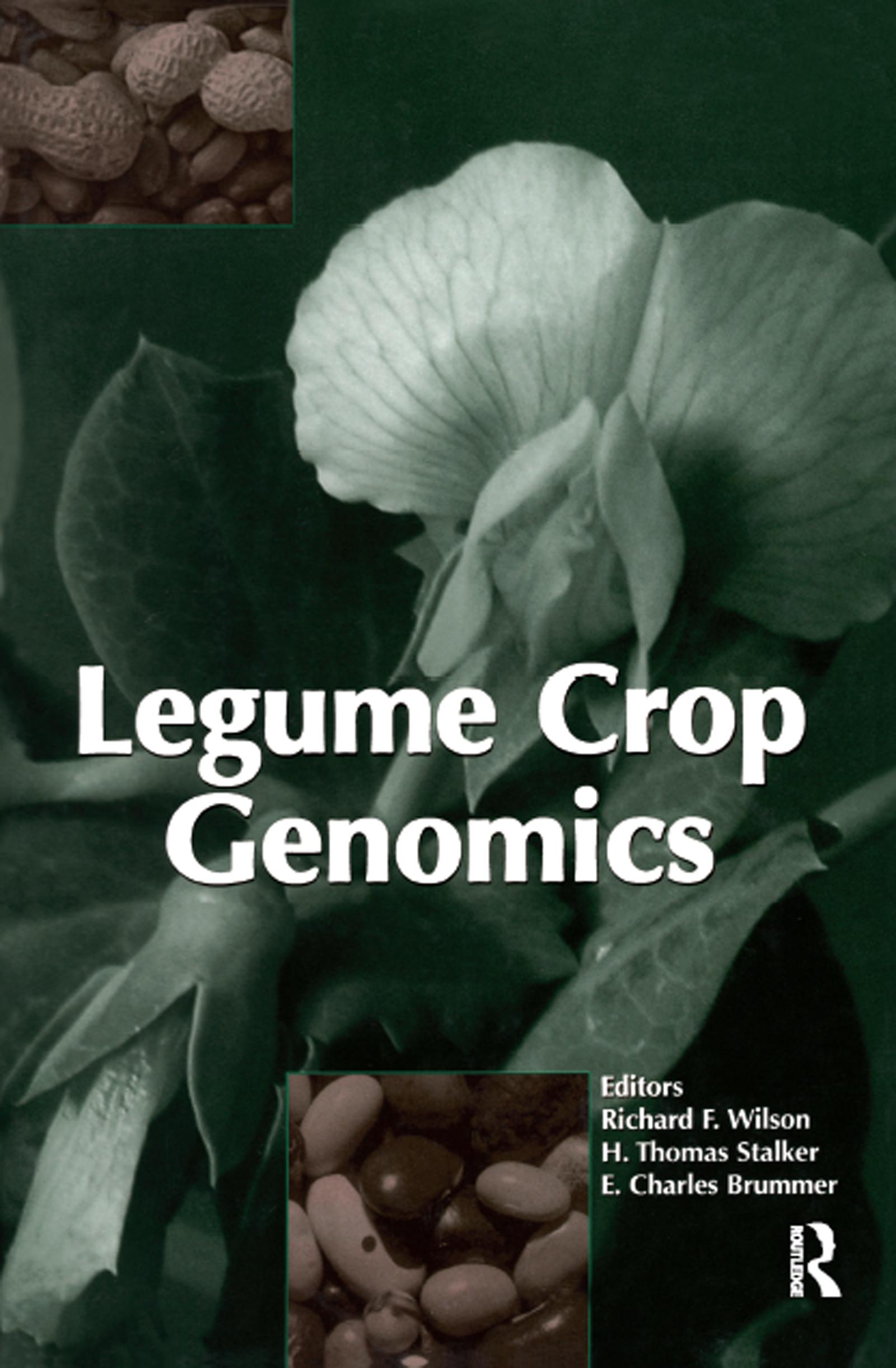Genomics and Genetic Enhancement of Peanut