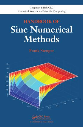 Handbook of Sinc Numerical Methods: 1st Edition (e-Book) book cover