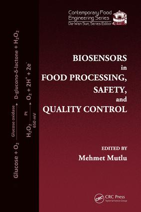 Biosensors in Food Processing, Safety, and Quality Control: 1st Edition (e-Book) book cover