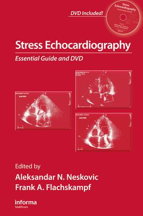 Stress Echocardiography: Essential Guide, 1st Edition (e-Book) book cover
