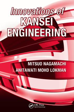 Innovations of Kansei Engineering: 1st Edition (e-Book) book cover