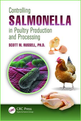 Controlling Salmonella in Poultry Production and Processing: 1st Edition (e-Book) book cover