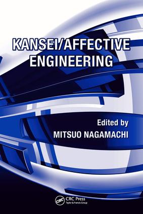Kansei/Affective Engineering: 1st Edition (e-Book) book cover