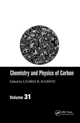 Chemistry & Physics of Carbon: Volume 31, 1st Edition (e-Book) book cover