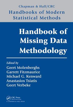 Handbook of Missing Data Methodology book cover