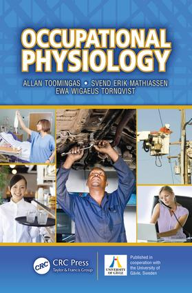 Occupational Physiology: 1st Edition (e-Book) book cover