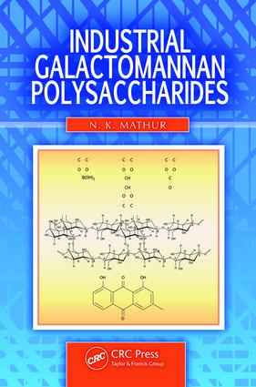 Industrial Galactomannan Polysaccharides: 1st Edition (e-Book) book cover