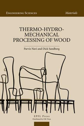 Thermo-Hydro-Mechanical Wood Processing: 1st Edition (e-Book) book cover