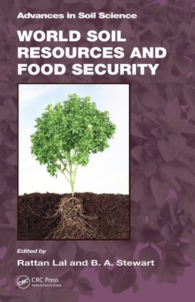 World Soil Resources and Food Security: 1st Edition (e-Book) book cover