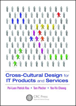Cross-Cultural Design for IT Products and Services: 1st Edition (e-Book) book cover