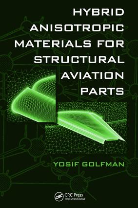 Hybrid Anisotropic Materials for Structural Aviation Parts: 1st Edition (e-Book) book cover